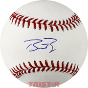 Buster Posey Autographed Major League Baseball
