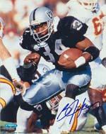 Bo Jackson Autographed Raiders 8x10 Photo