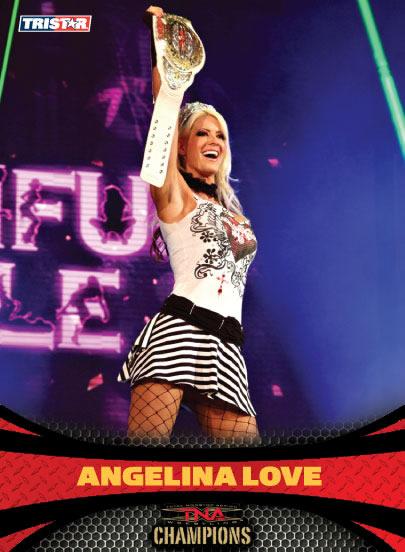 Angelina love tna knockout - 2 10
