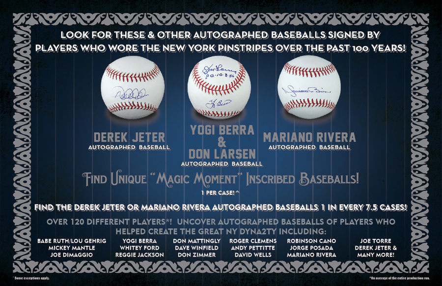TRISTAR Hidden Treasures Autographed Baseball Platinum Edition
